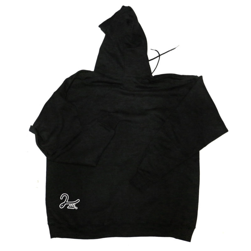 black_hoody_buds_2ill_clothing_back