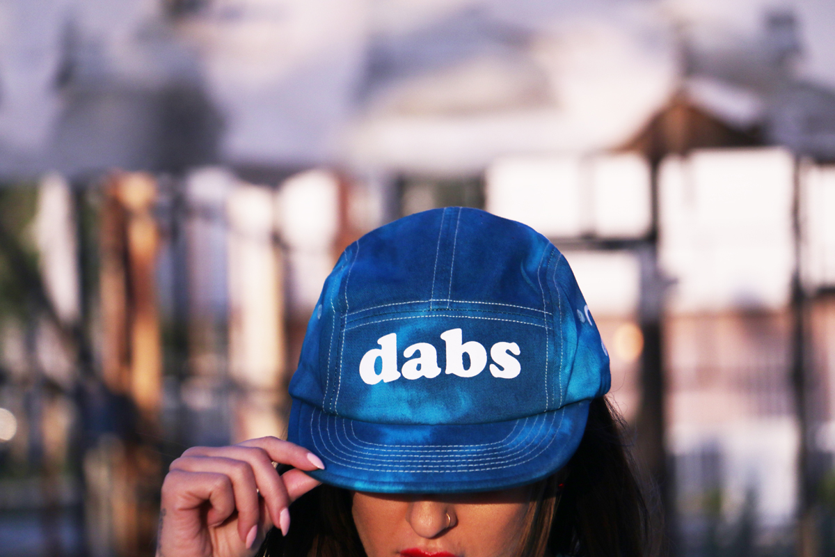 dabs tie dye blue 5 panel hat 2ill clothing fuck a bitch tie dye tee two ill