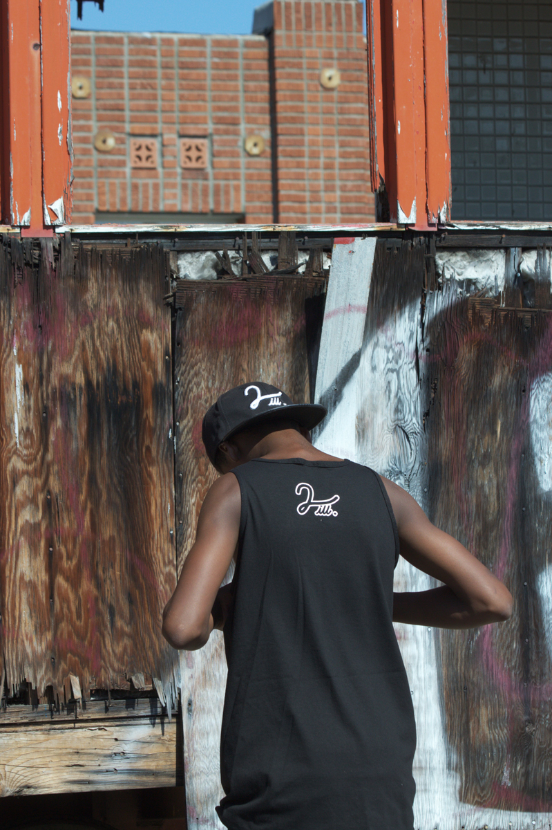 deshawn brown graffiti south central los angeles skate 2ill illaphant tank back
