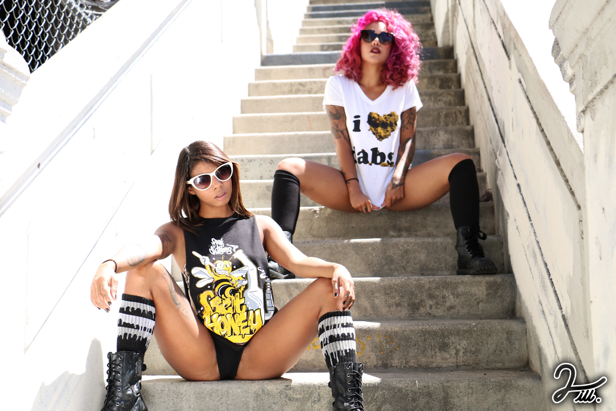 kush liryc suicide girls 2ill two ill clothing infinite get honey i heart dabs tee custom out