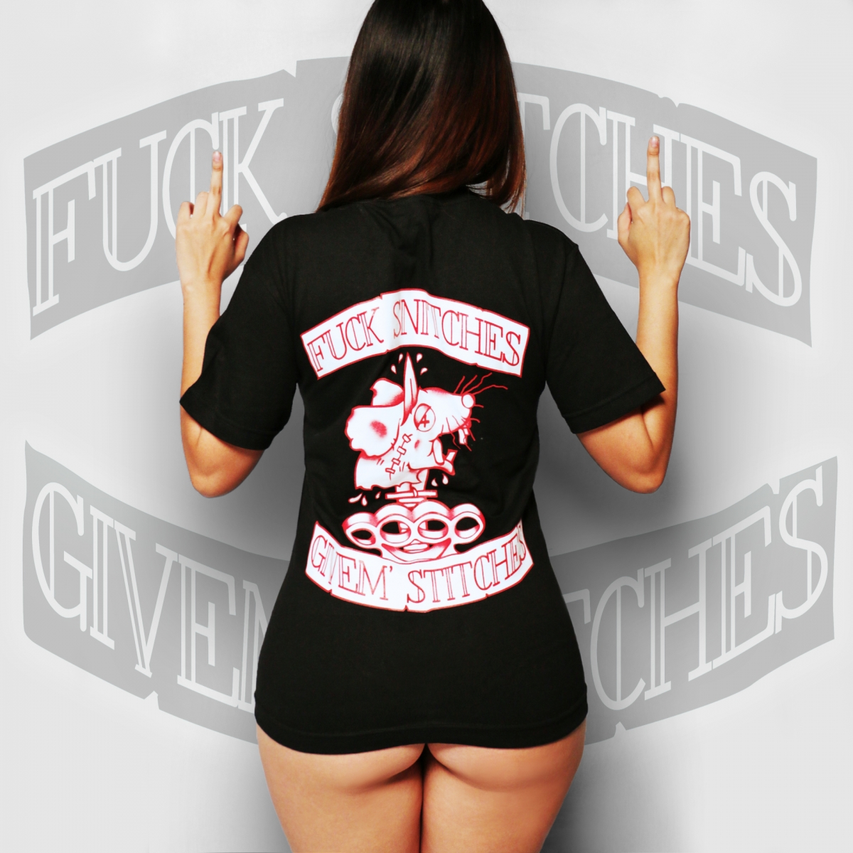 marissa fuck snitches givem stitches swag ffc 2ill clothing 3